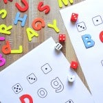 Spelling and Counting Game