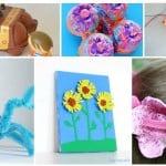15 Egg Carton Crafts