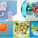 20 Super Fun Ocean Crafts and Activities