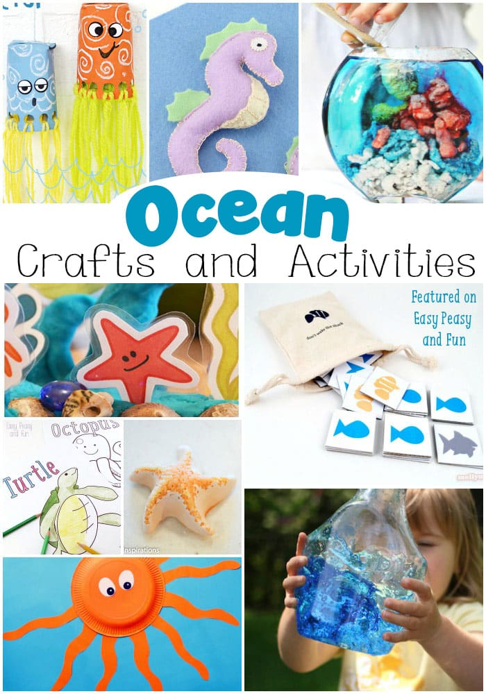 Ocean Coloring Pages   Kids #9