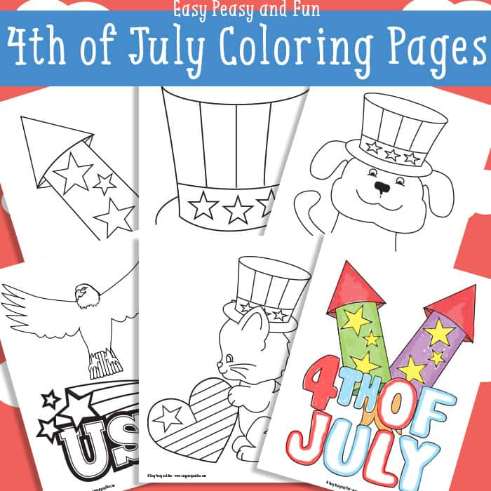 Free 4th of july coloring pages easy peasy and fun for Free 4th of july coloring pages