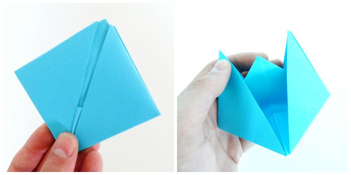 Folding Instructions