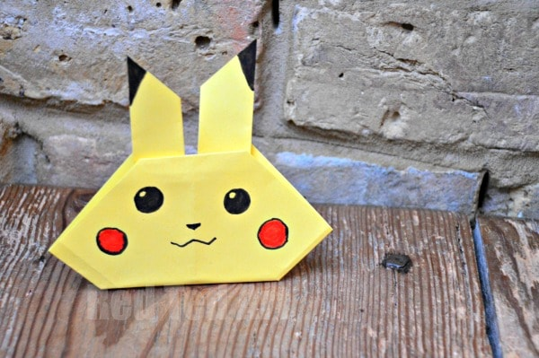 20+ Cute and Easy Origami for KidsEasy Peasy and Fun