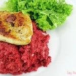 Beet Risotto Recipe