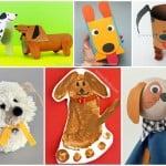 Barktastic Dog Crafts for Kids