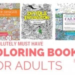 15 Intricate Adult Coloring Books We Adore – Coloring Books For Adults Craze