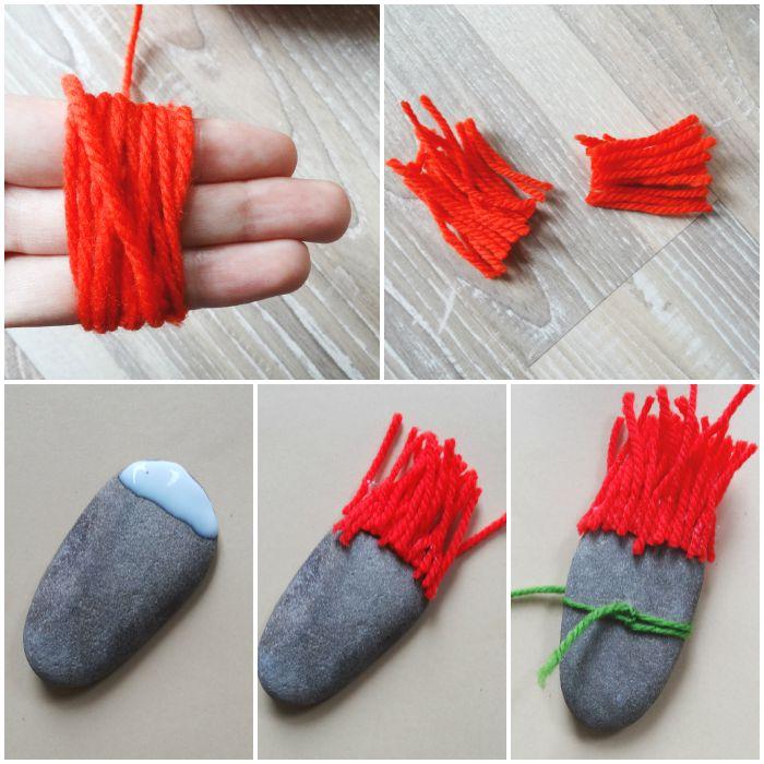 Rock Crafts for Kids