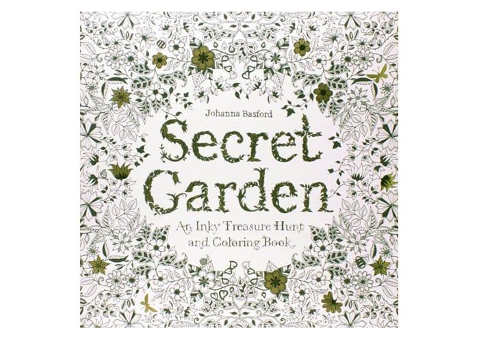 Secret Garden An Inky Treasure Hunt