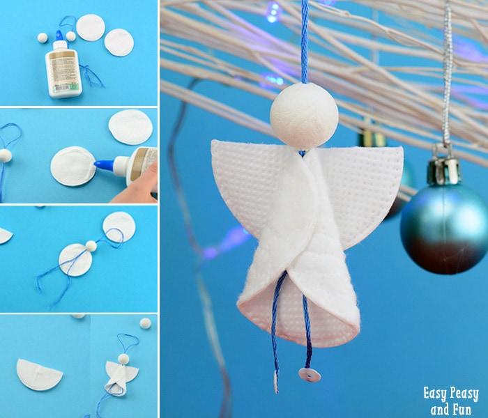 Angel Crafts For Preschool Sunday School
