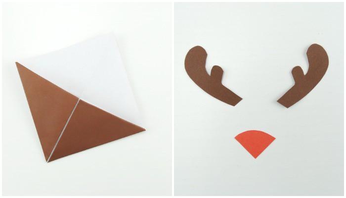 Fold Origami Christmas Tree