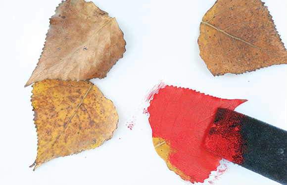 Leaf Coloring