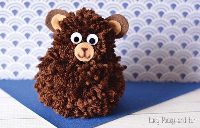 Adorable Bear Craft