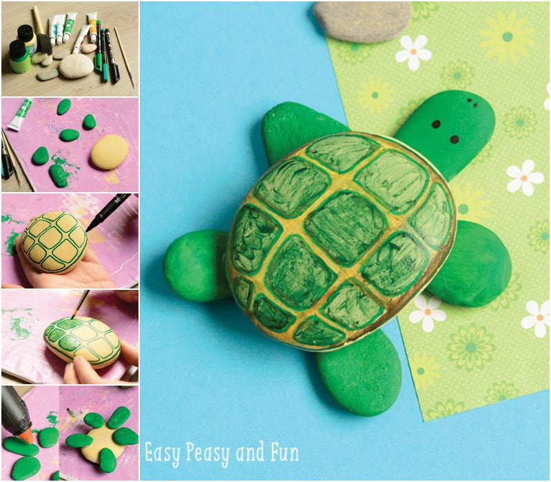 Turtle Collage