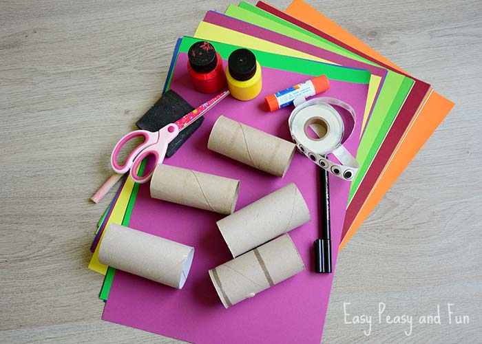 Crafts With Only Paper And Glue