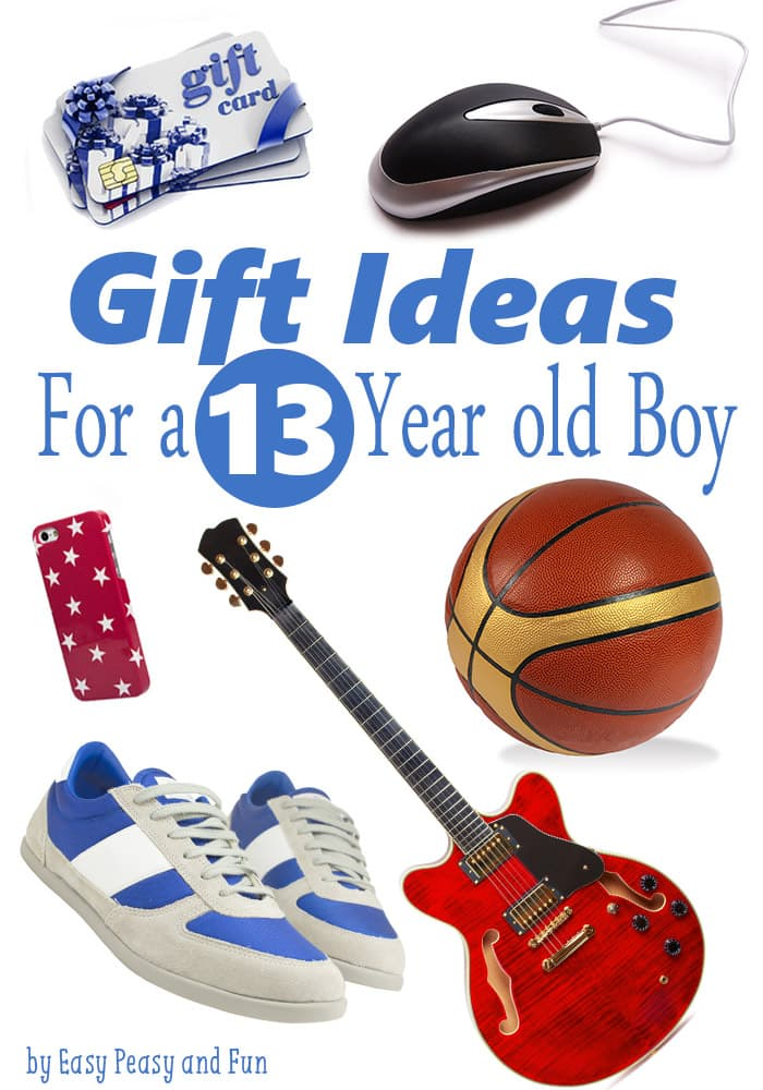 Christmas Gift Ideas For 13 Year Old Boy