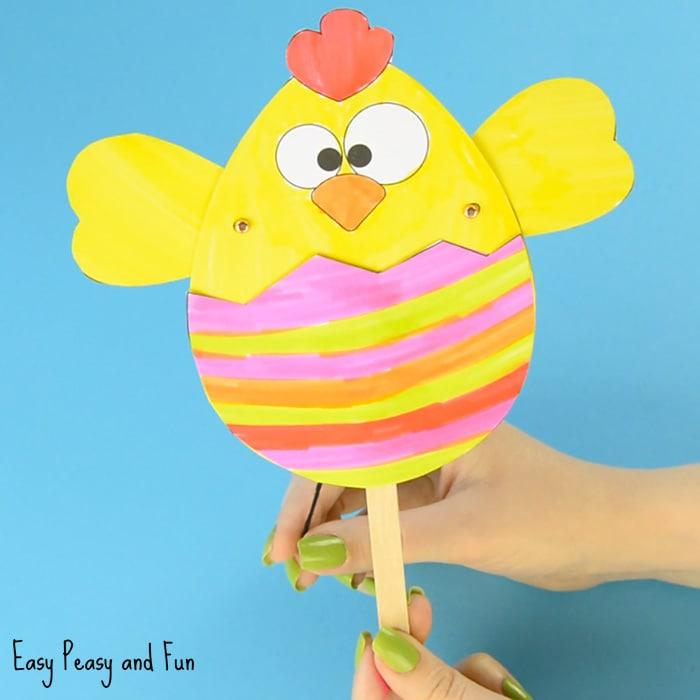 Chicken Crafts To Make