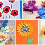 20 Flower Crafts to Welcome Spring