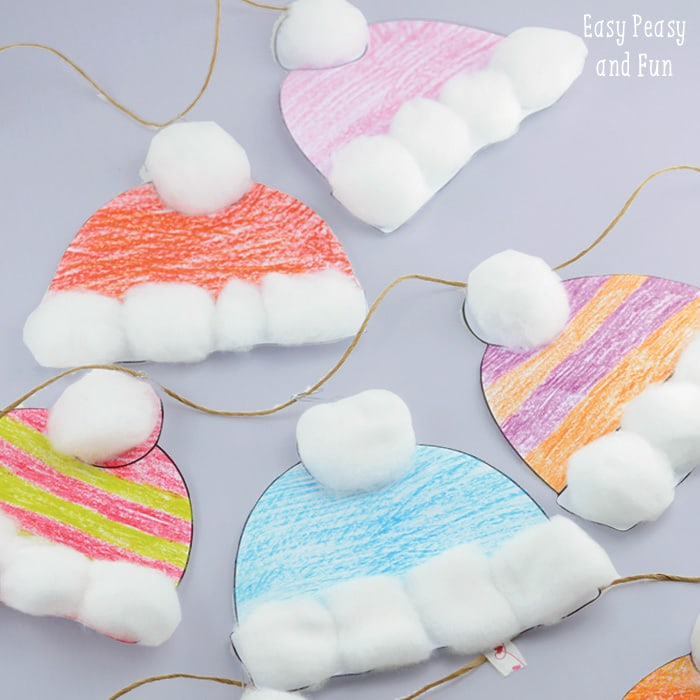 Winter Themed Craft Ideas For Preschoolers