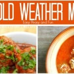 15 Cold Weather Meals That Will Warm You Up