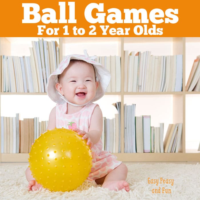 Ball Games for Toddlers