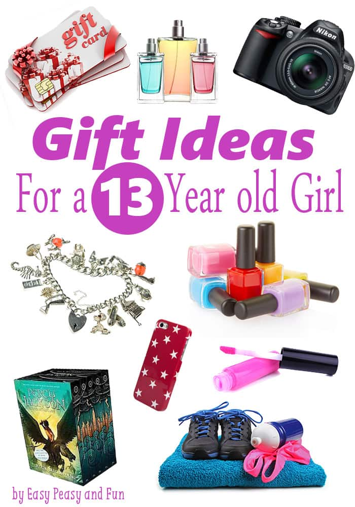 Best gifts for a 13 year old girl easy peasy and fun best gifts for a 13 year old girl negle Choice Image