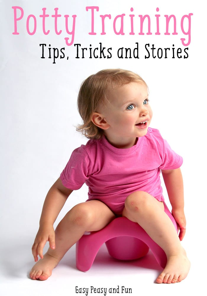 Potty Training Tips Tricks and Stories