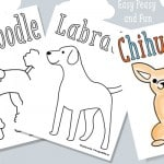 Dog Coloring Pages – Free Printable