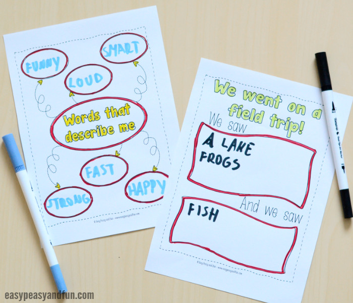 photo relating to Printable Autograph Book for Students named Stop of Calendar year Memory Ebook Totally free Printable - Very simple Peasy and Exciting