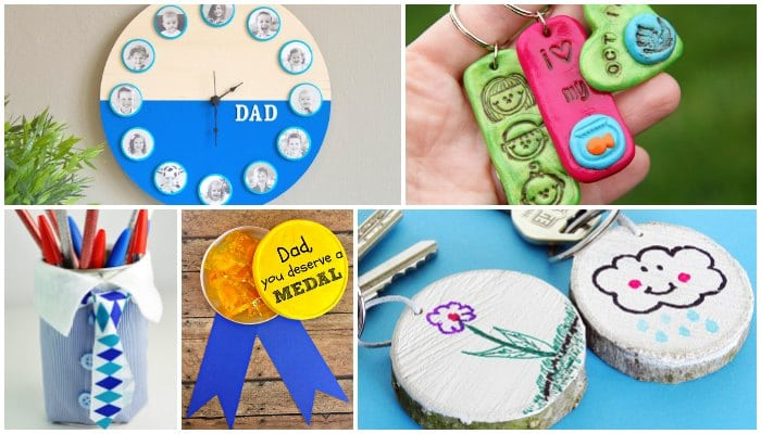 Fathers Day Gifts Kids Can Make  sc 1 st  Easy Peasy and Fun & Fathers Day Gifts Kids Can Make - Easy Peasy and Fun