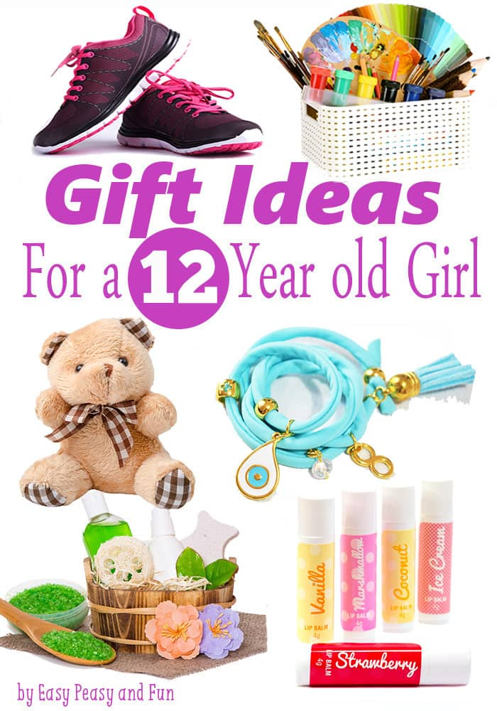cf9b1df8c9fa Best Gifts for a 12 Year Old Girl - Easy Peasy and Fun
