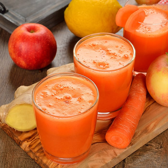 Carrot and Ginger Smoothie Recipe