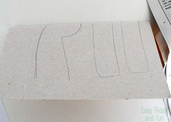 Easy Toilet Paper Roll Craft