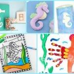 Seahorse Crafts