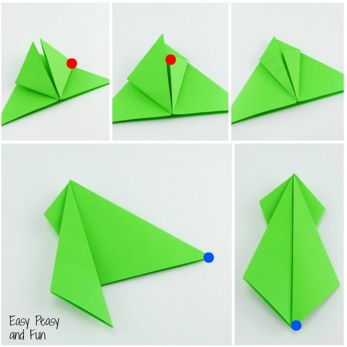 Origami Crane Instructions Step By Step Easy