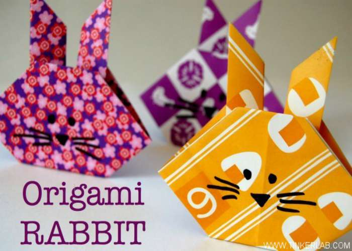 7 Origami Projects for Kids | 500x700