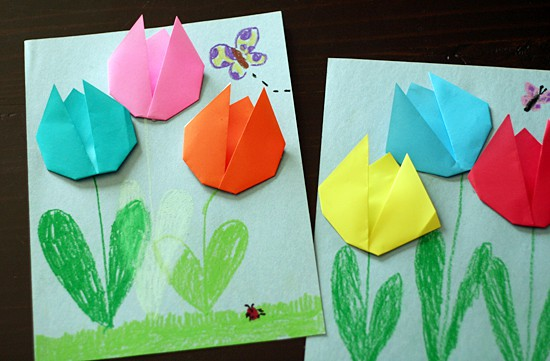20+ Cute and Easy Origami for Kids - Easy Peasy and Fun