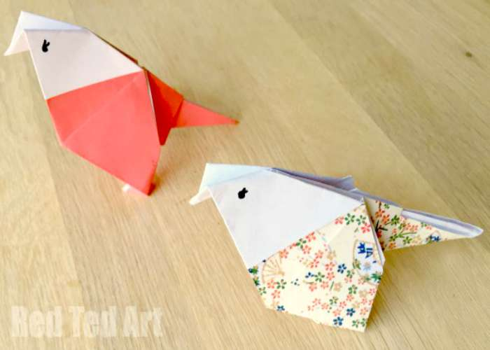 How About Making A Few Of These Cute Birdies