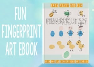 Fingerprint Art eBook