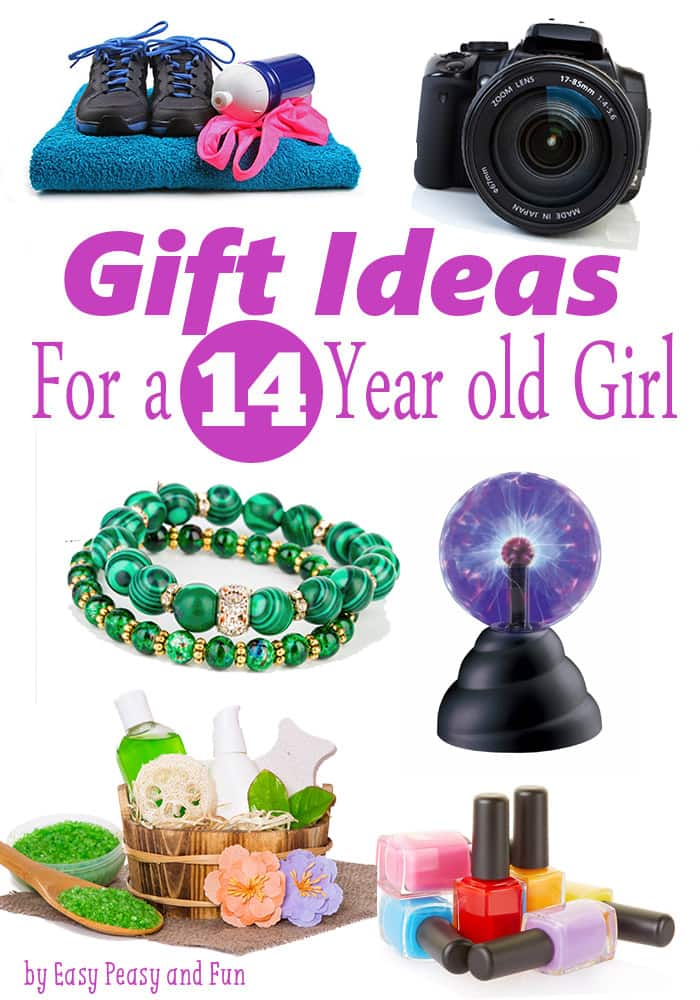 Best Gifts For A 14 Year Old Girl Easy Peasy And Fun