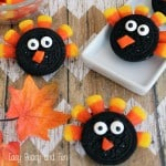 Easy Turkey Cookies Kids Can Make