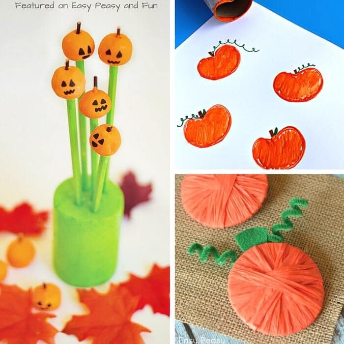 Fun Pumpkin Crafts for Kids
