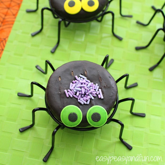 Spider Halloween Treat