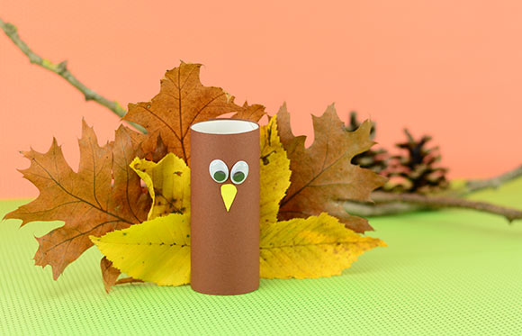 Toilet Paper Roll Turkey Craft Easy Peasy And Fun