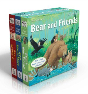 Bear and Friends Book
