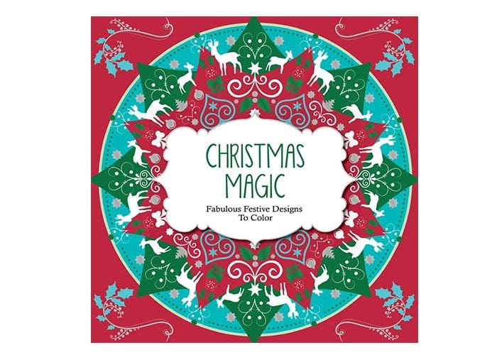 Christmas Magic: Fabulous Festive Designs to Color