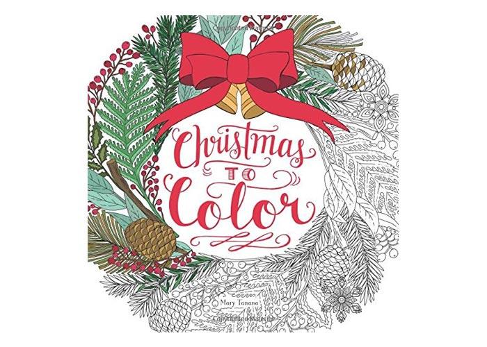 Christmas to Color
