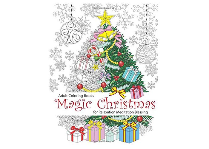 magic christmas for relaxation