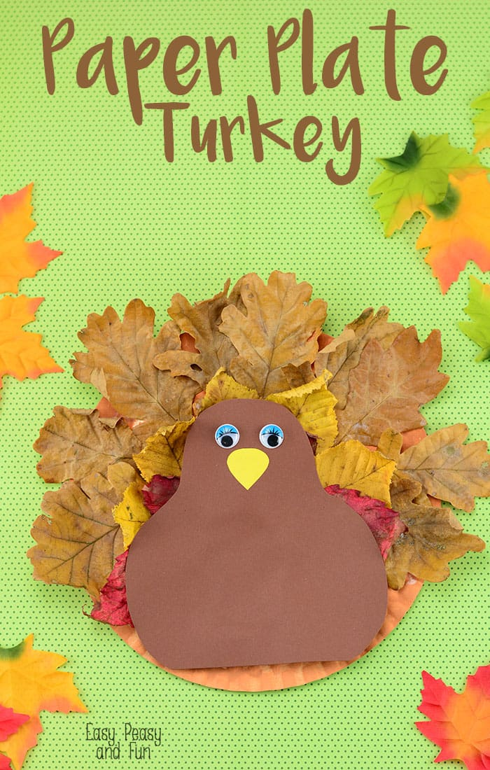 Paper Plate Turkey Craft  sc 1 st  Easy Peasy and Fun & Paper Plate Turkey Craft - Easy Peasy and Fun