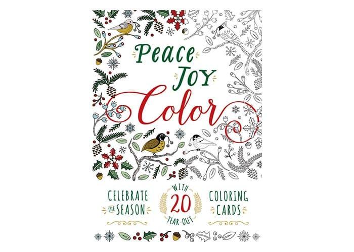 Peace Joy Color
