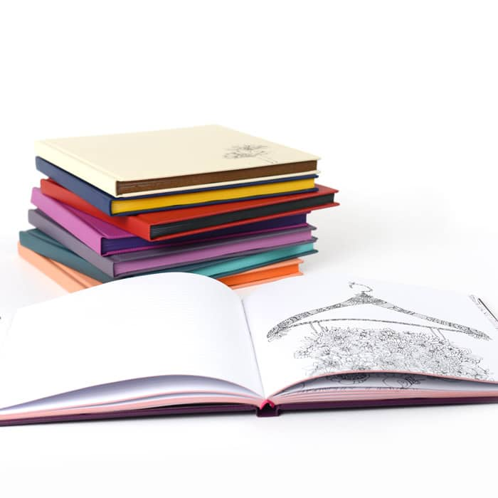 Zoombook Coloring Notebook